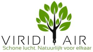 schone gezonde lucht - Viridi Air Logo