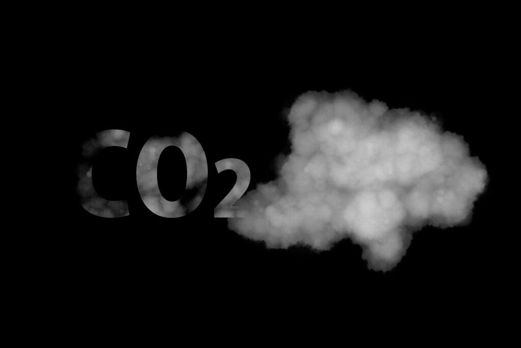 co2 en luchtvervuiling