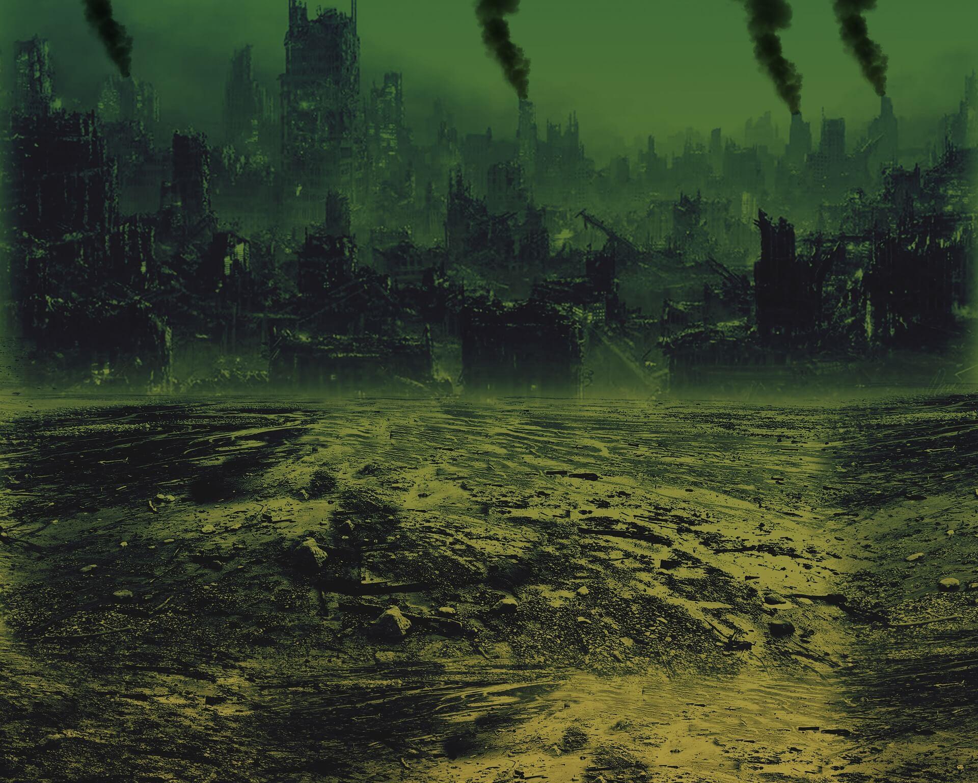 buitenlucht vervuiling