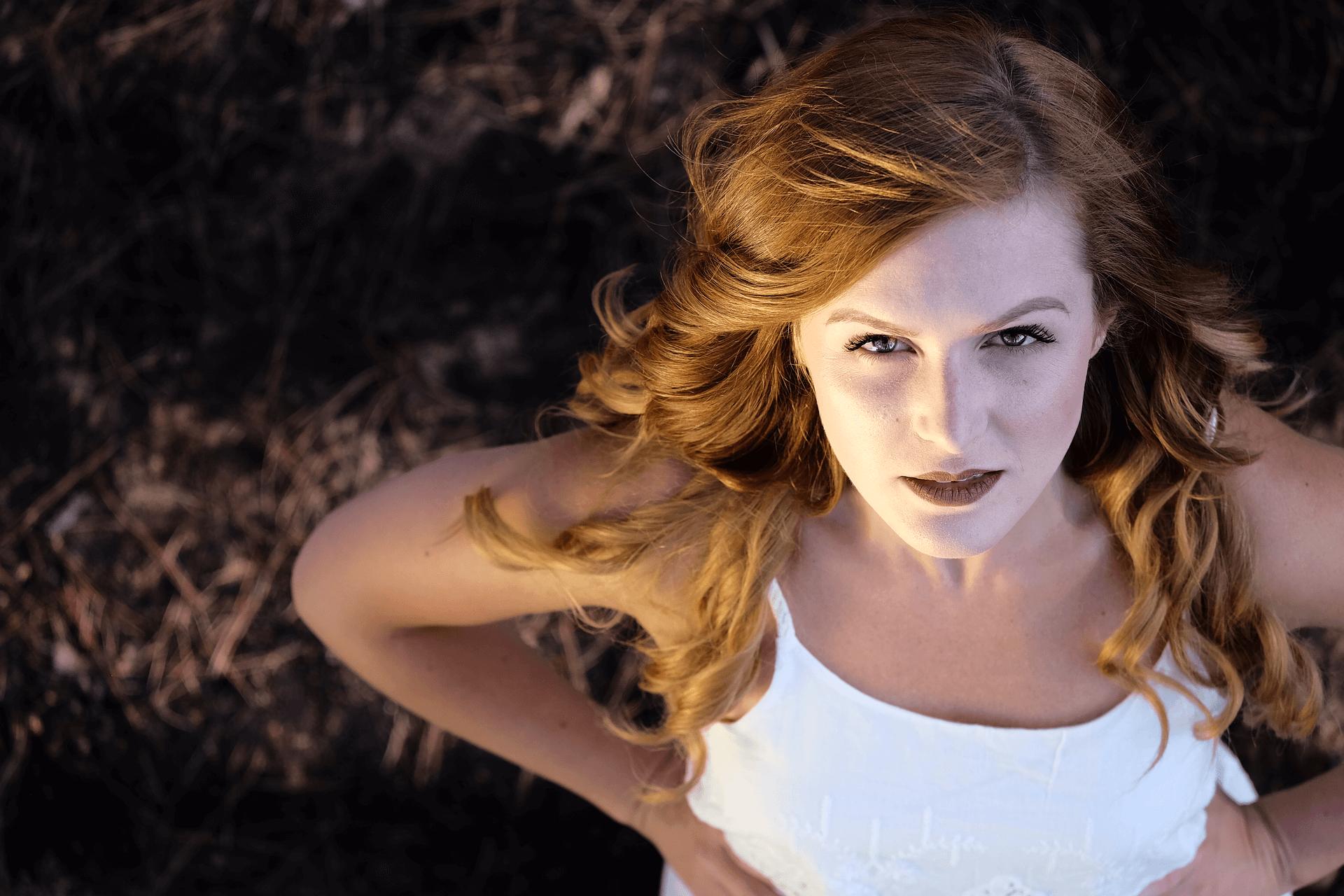 Luchtverontreiniging en huidschade