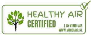 healthy air quality mark
