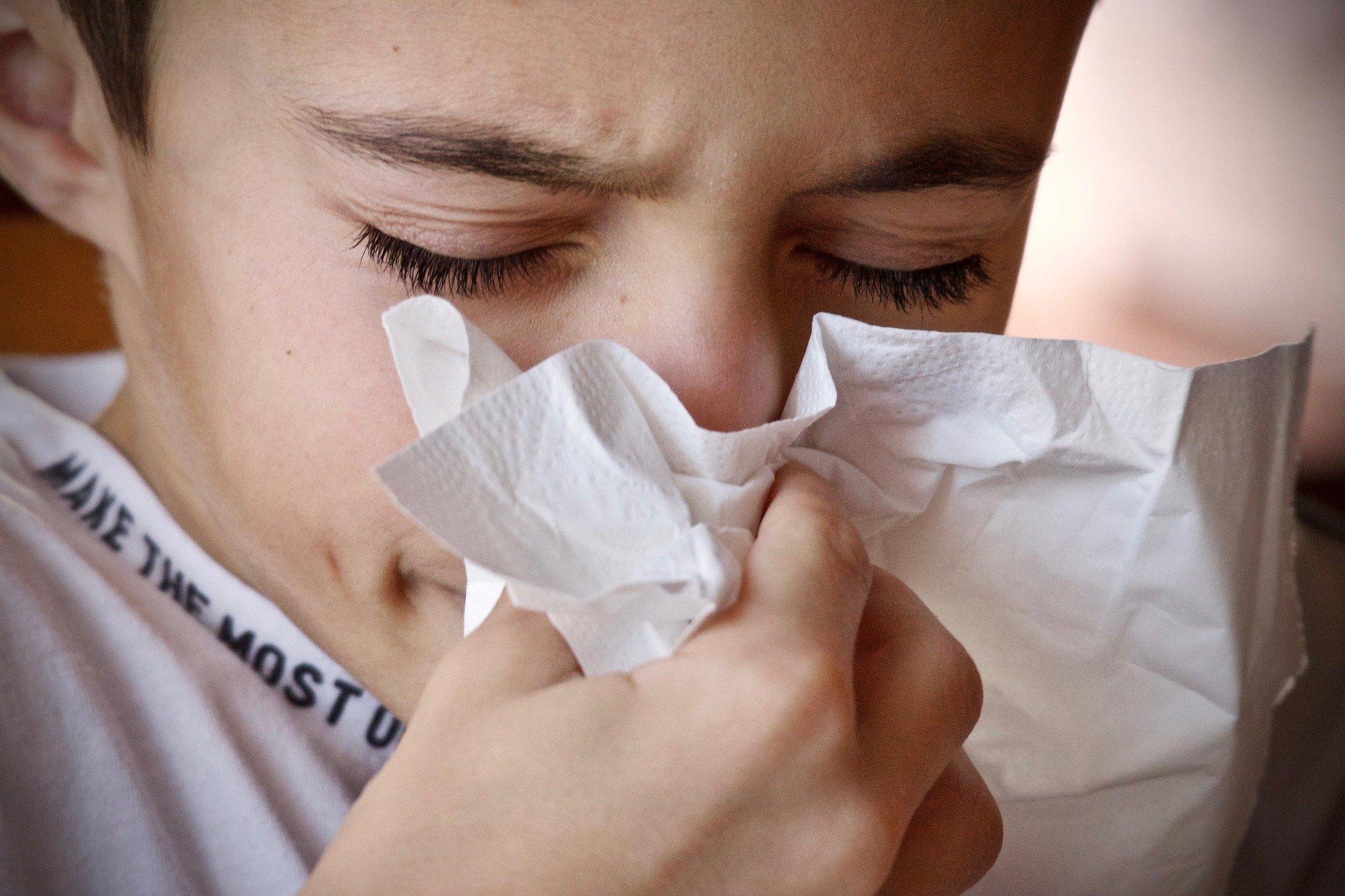 Schone lucht veroorzaakt minder hooikoortsklachten