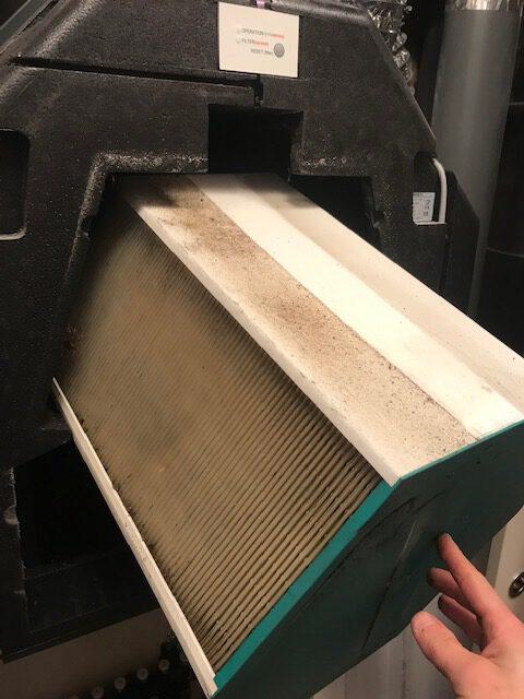 Notuz Ventilatie - kanaalreiniging