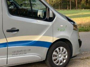 Zuivere lucht - op auto Notuz Ventilatie