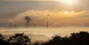 vervuilde lucht