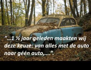 auto schone lucht