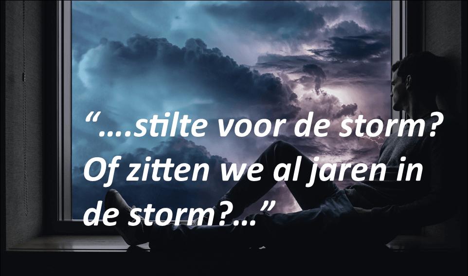 luchtreiniging en luchtreiniger met stilte voor de storm
