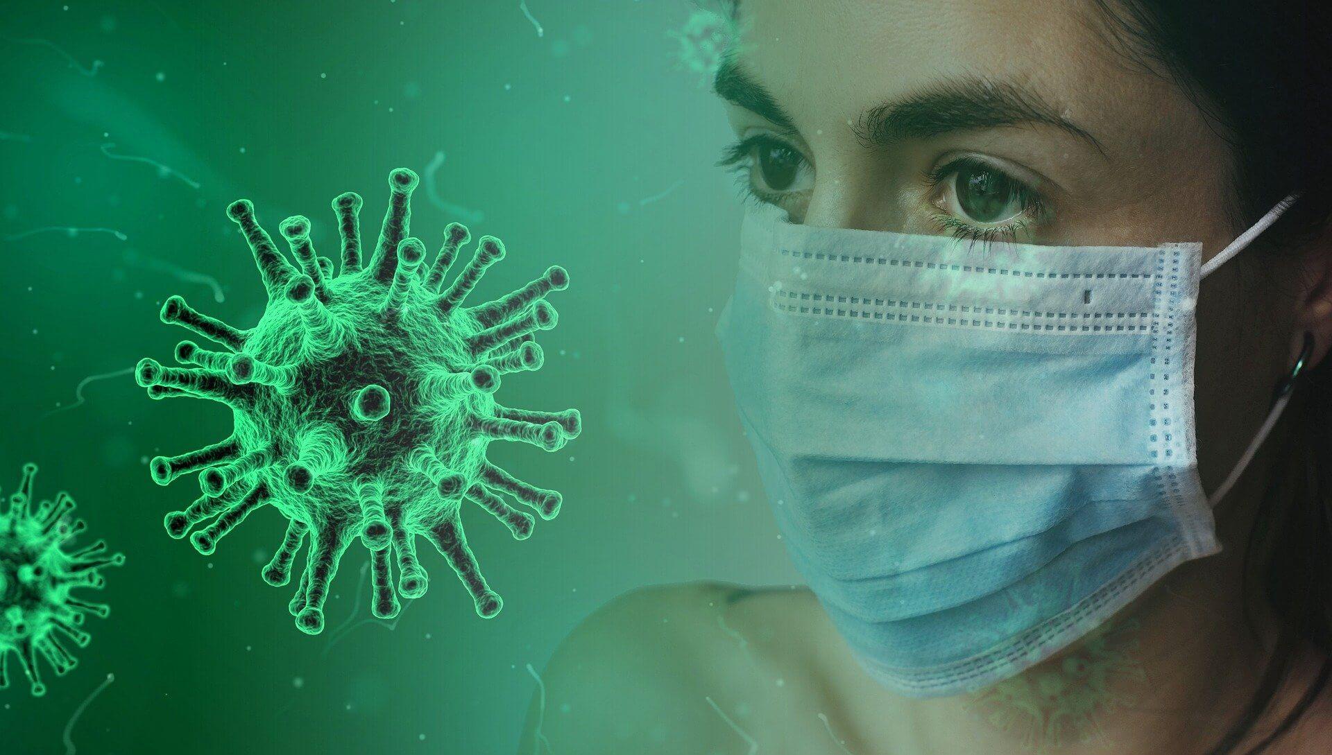 virussen en luchtdesinfectie