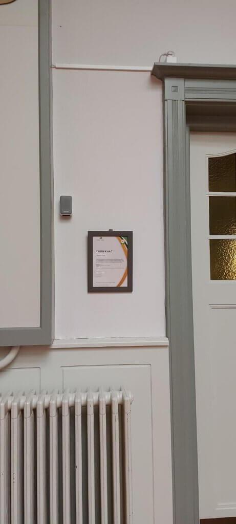 Ruimte certificeren op schone lucht - Haarlem (3)